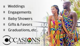 Occasions Ghana